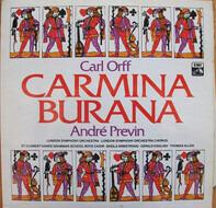 Carl Orff , André Previn , The London Symphony Orchestra , London Symphony Chorus , St. Clement Dan - Carmina Burana