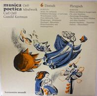 Carl Orff / Gunild Keetman - Dorisch / Phrygisch (Musica Poetica 6 - Orff Schulwerk)