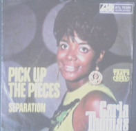 Carla Thomas - Pick Up The Pieces / Separation