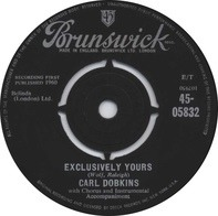 Carl Dobkins Jr. - Exclusively Yours / One Little Girl