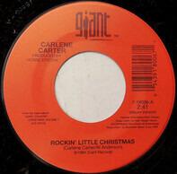 Carlene Carter / Daron Norwood - Rockin' Little Christmas / The Working Elf Blues