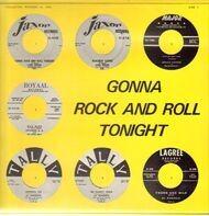 Carl Mann, Al Hendrix, Junior Thompson, etc - Gonna Rock And Roll Tonight