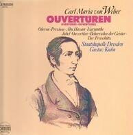 Carl Maria von Weber - Ouvertüren (Gustav Kuhn)