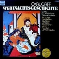 Carl Orff , Musik Gunild Keetman - Weihnachtsgeschichte