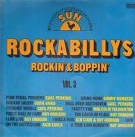 Carl Perkins, Sonny Burgess... - Rockabillys Rockin' & Boppin