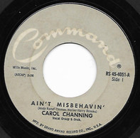 Carol Channing - Ain't Misbehavin' / When You're Smiling