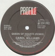 Carol Williams - Queen Of Hearts