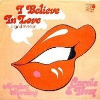 Carole Bell & Tony Sheridan - I Believe In Love