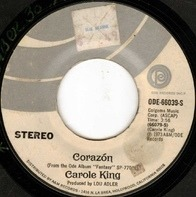 Carole King - Corazón / That's How Things Go Down