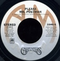 Carpenters - Please Mr. Postman