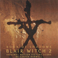 Carter Burwell - Blair Witch 2: Book Of Shadows (Original Motion Picture Score)