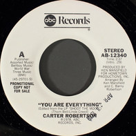 Carter Robertson - You Are Everything