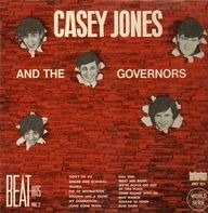 Casey Jones & The Governors - Beat Hits Vol. 2