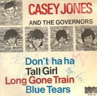 Casey Jones & The Governors - Don't Ha Ha