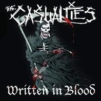 Casualties - Written In Blood