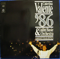 Caterina Valente & Count Basie Orchestra Arranged & Conducted By Thad Jones - Caterina Valente '86 & The Count Basie Orchestra