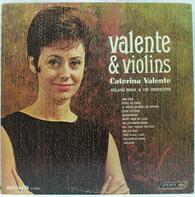 Caterina Valente - Valente & Violins