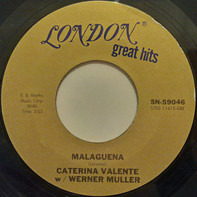 Caterina Valente w / Werner Müller - Malaguena / Breeze And I