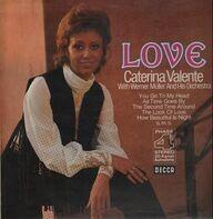 Caterina Valente With Werner Müller Und Sein Orchester - Love