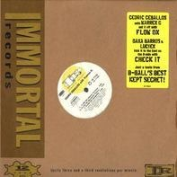 Cedric Ceballos With Warren G / Dana Barros - Flow On / Check It