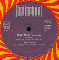 Celia Yancey - Makin' Music For Money / Race Horse