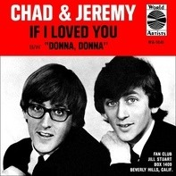 Chad & Jeremy - If I Loved You