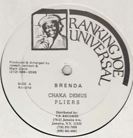 Chaka Demus & Pliers / Anthony Red Rose - Brenda / The Knife Turns