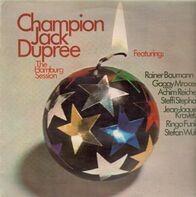 Champion Jack Dupree - The Hamburg Session