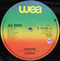 Change - Paradise