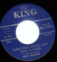 Charles Brown / Amos Milburn - Please Come Home For Christmas / Christmas (Comes But Once A Year)