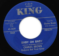 Charles Brown - Baby Oh Baby