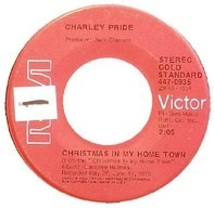 Charley Pride - Christmas In My Home Town / Santa And The Kids