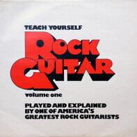 Charlie Daniels - Teach Yourself Rock Guitar - Volume 1