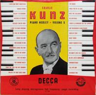 Charlie Kunz - Piano Medley Volume 5