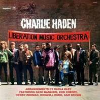 Charlie Haden - Liberation Music Orchestra (back To Black)
