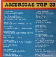 Charlie Rich, Tammy Wynette, Mac Davis,.. - America's Top 20
