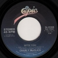 Charly McClain - With You / Crazy Hearts