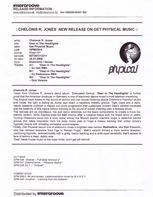 Chelonis R. Jones - Deer in the headlights