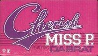 Cherish, Da Brat - Miss P.