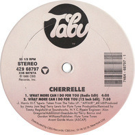 Cherrelle - What More Can I Do For You