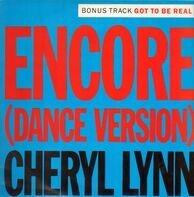 Cheryl Lynn - Encore (Dance Version)