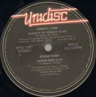 Cheryl Lynn / Sarah Dash / Melba Moore - Shake It Up Tonight / Sinner Man / Pick Me Up, I'll Dance