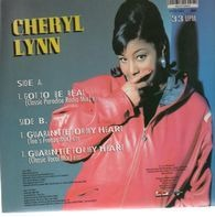 Cheryl Lynn - Got To Be Real / Guarantee For My Heart