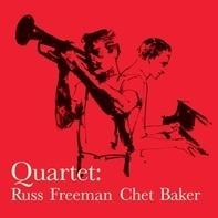 Chet Baker - Quartet With Russ Freeman