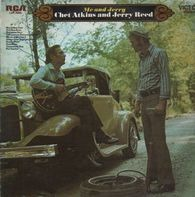 Chet Atkins And Jerry Reed - Me And Jerry