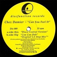 Chez Damier - Can You Feel It (Remix)