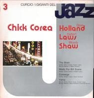 Chick Corea , Dave Holland , Hubert Laws , Woody Shaw - I Giganti Del Jazz Vol. 3