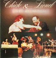 Chick Corea & Lionel Hampton - Live At Midem