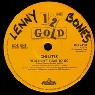 The Chi-Lites - You Don't Have To Go