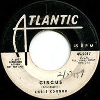 Chris Connor - Circus / Flying Home
